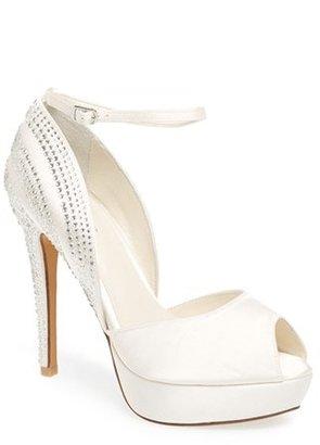 Women's Menbur 'Paloma' D'Orsay Platform Sandal $214.95 thestylecure.com
