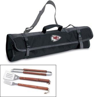 Picnic Time Kansas City Chiefs 4-pc. Barbecue Tote Set