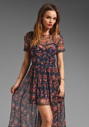 Funktional Sound Garden Hi-Low Dress