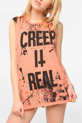 Truly Madly Deeply Creep It Real Muscle Tee