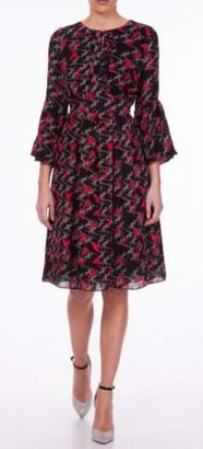 Libelula Sliwa Hummingbird Dress