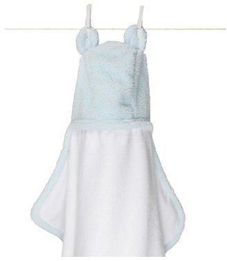 Little Giraffe Infant 'Bella' Towel - Blue