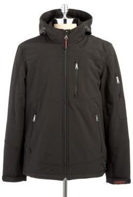GUESS Hooded Softshell Jacket