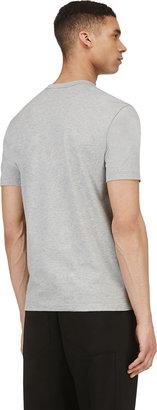 Comme des Garcons Grey Multi Patch T-Shirt