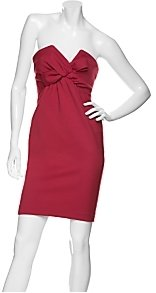 DSquared Strapless Bow Dress