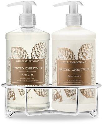 Williams-Sonoma Williams Sonoma Spiced Chestnut Soap & Lotion, 3-Piece Set