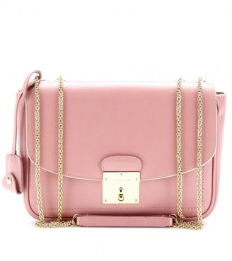 Marc Jacobs Mini Polly leather shoulder bag