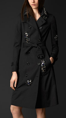 Burberry Scattered Gem Trench Coat