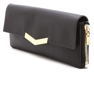 Time's Arrow Luggage Meridian Clutch