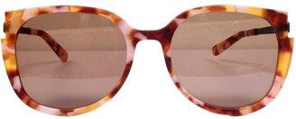 Rachel Comey RCxPrism Collaboration Camo Sunglasses