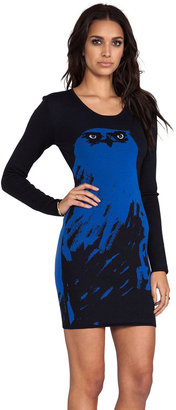 McQ by Alexander McQueen Angry Eagle Dress