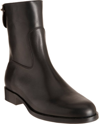 Chloé Back Zip Ankle Boot
