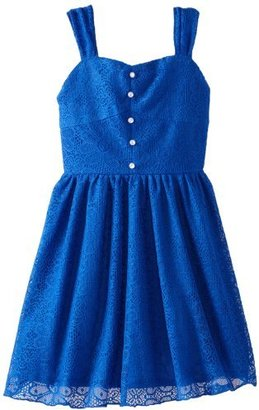 Amy Byer Girls 7-16 Lace Dress