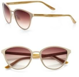 Oliver Peoples Annaliesse 55mm Cat's-Eye Sunglasses/Brown