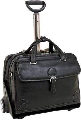 Siamod Carugetto 17-in. Wheeled Laptop Case