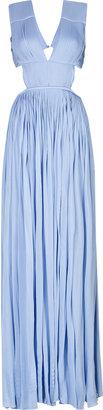 Vionnet Cutout Gown
