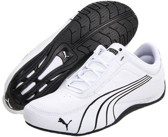 Puma Drift Cat 4 (White/Black) - Footwear