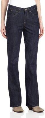 Wrangler Women's Aura From The Women at Slender Stretch Jean