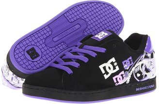 DC Pixie Charm W (Black/Fluorescent Purple) - Footwear
