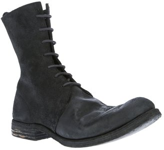 A Diciannoveventitre Culatta Cavallo lace-up boot
