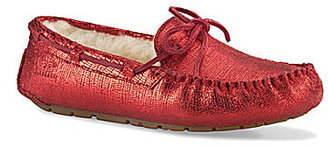 UGG Women ́s Dakota Metallic Slippers