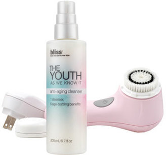 clarisonic Bliss the youth as we know it + mia set