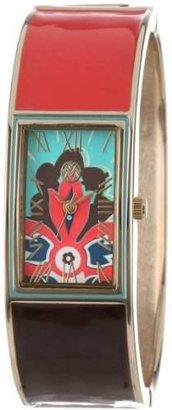 Macbeth Women's MBW038 Multi-Colored Bangle Watch