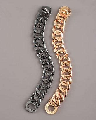 Marc by Marc Jacobs Metal Katie Turnlock Bracelet