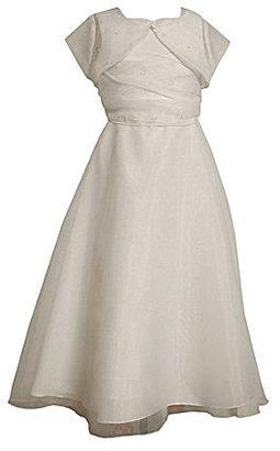 Bonnie Jean Plus Size Dress Set