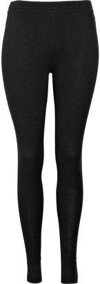 Donna Karan Stretch-jersey leggings