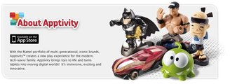 Hot Wheels Mattel Games Apptivity Drift King Vehicle Pack
