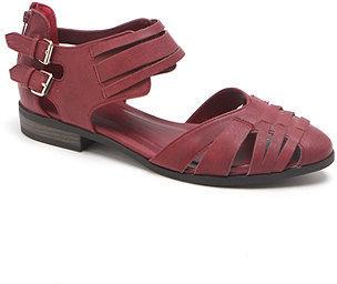 Qupid Tuxedo Sandals