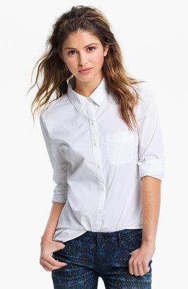 BP Woven Button Front Shirt (Juniors)