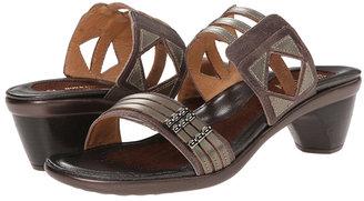 Brown Haze Afrodita Leather Sandal
