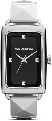 Karl Lagerfeld Kourbe Watch, 41mm