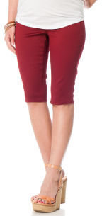 Motherhood Celebrity Pink Jeans Secret Fit Belly® 5 Pocket Maternity Bermuda Shorts