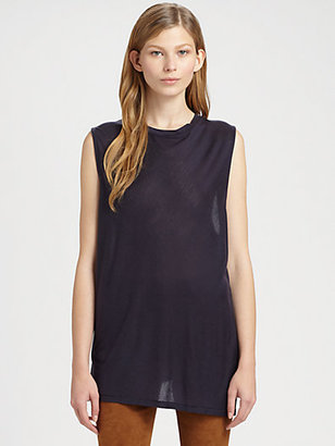 Acne Sleeveless Tee