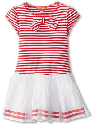 Kate Mack Eau So French S/S Dress (Toddler)