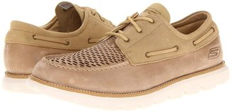 Skechers Performance - On The GO - Connection (Tan) - Footwear