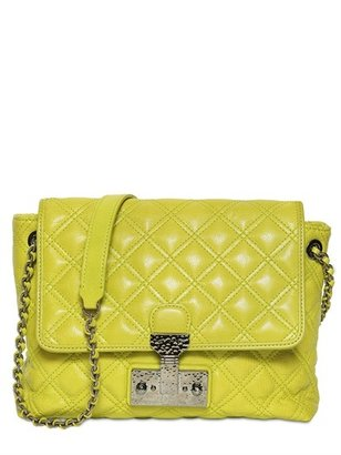 Marc Jacobs The Large Single Iconic Leather Bag
