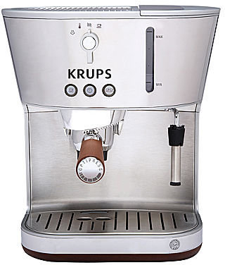 Krups CLOSEOUT! Silver Art Espresso Machine