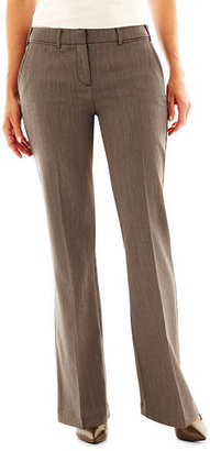 JCPenney Worthington Modern Bootcut Pants