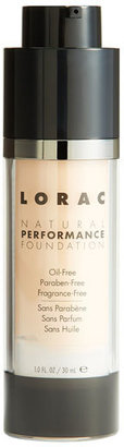 LORAC 'Natural Performance' Foundation