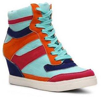 N.Y.L.A. Collosus Wedge Sneaker