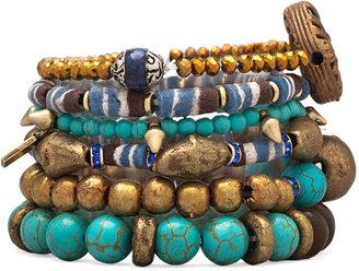 Vanessa Mooney Misty Mountain Bracelet Stack