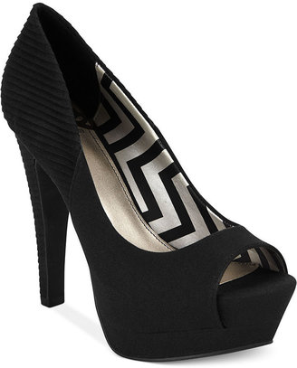 Fergalicious Darling Platform Pumps