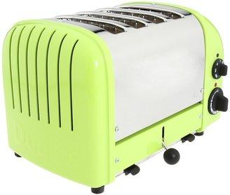 Dualit NewGen 4-Slice Toaster (Lime Green) - Home