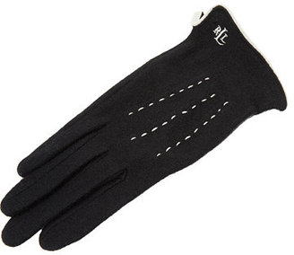 Lauren Ralph Lauren LAUREN by Ralph Lauren Contrast Points Touch Glove