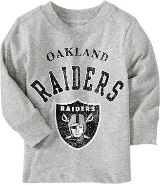 Old Navy Long-Sleeved NFL® Team Tees for Baby