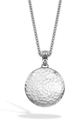 Women's John Hardy 'Dot' Pendant Necklace $595 thestylecure.com
